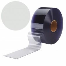 "PVC strips - 200x2mm (8″x0.08"") opaque  PVC strips white  - rolls"