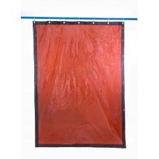 Welding curtain - PEVECA Bronze
