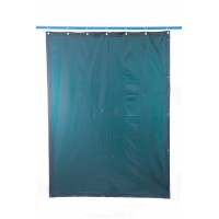 Welding curtain - PEVECA Dark Green