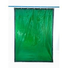 Welding curtain - PEVECA Green
