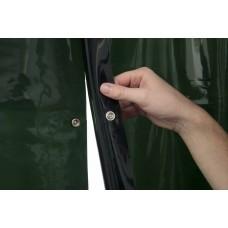 """Welding curtain - WELDAS Green 1,37m x 1,8m (4´ 6"""" x 5´ 11"""")"""