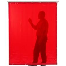 Welding curtain - CEPRO Orange