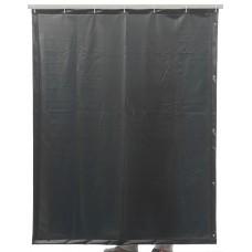 Welding curtain - CEPRO Dark Green